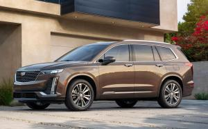 Cadillac XT6 Luxury 2019 года